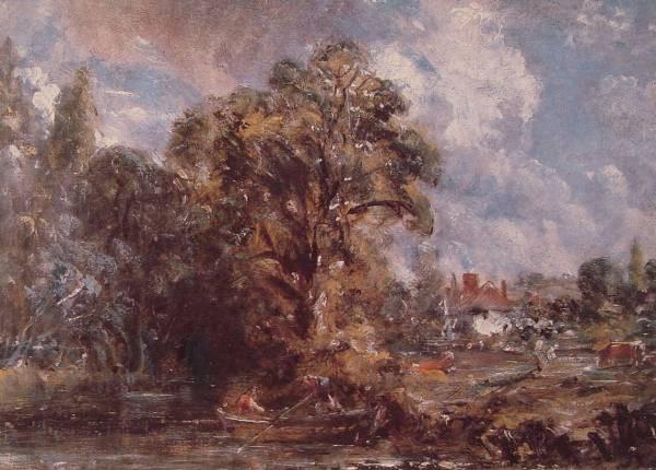 Scene on a River